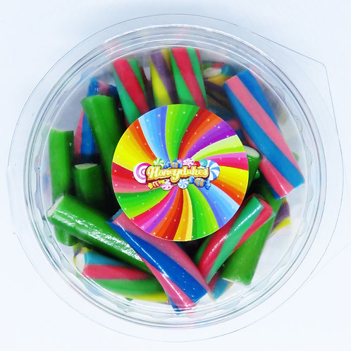Exotic Filled Licorice - Sweet Candy Tub