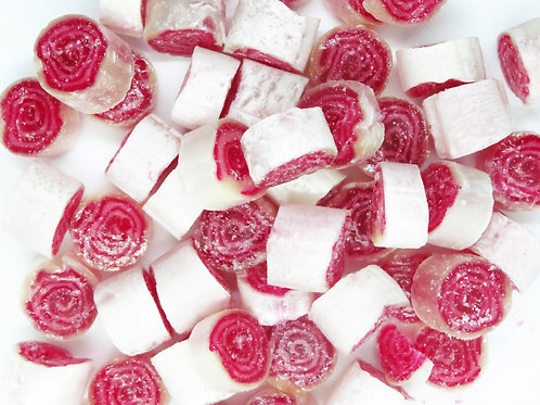 Raspberry Rock Candy 500 grams