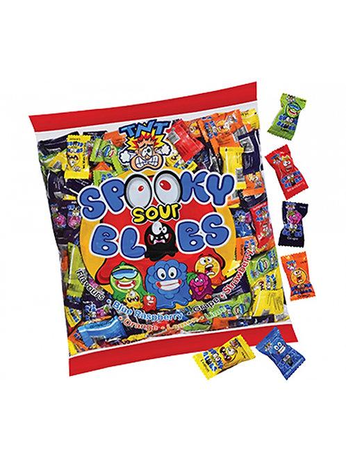 TNT Spooky Blobs Candy Sour Lollies