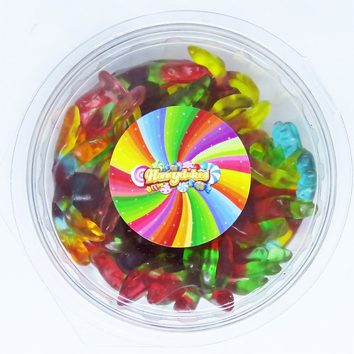 Trolli Gummy Octopus Candy Tub