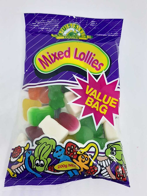 Party Mix Confectionery Lollies