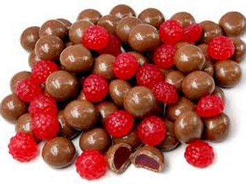 Milk Chocolate Raspberries Confectionery 1kg