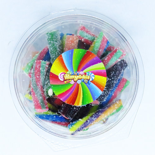 Exotic Filled Licorice - Sour Candy Tub