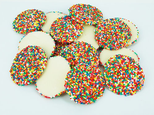 White Chocolate Speckles 500 grams