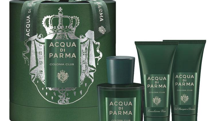 Aqua Di Parma Colonia Club Limited Edition Gift Set