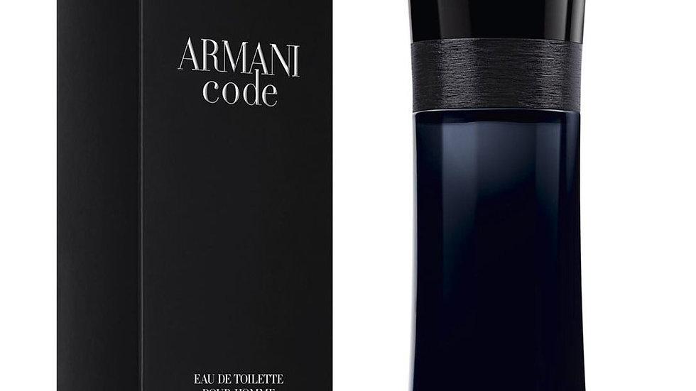 Giorgio Armani Code Men 75ml EDT Spray