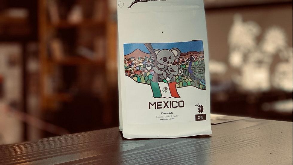 Koala Coffee-Mexico Esmeralda
