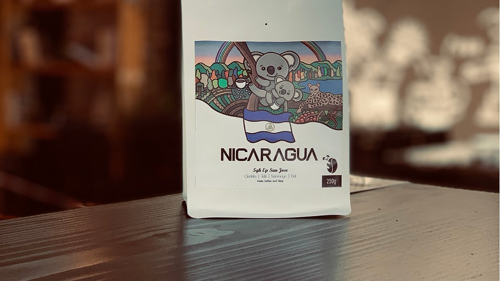 Koala Coffee-Nicaragua SGH EP San Jose