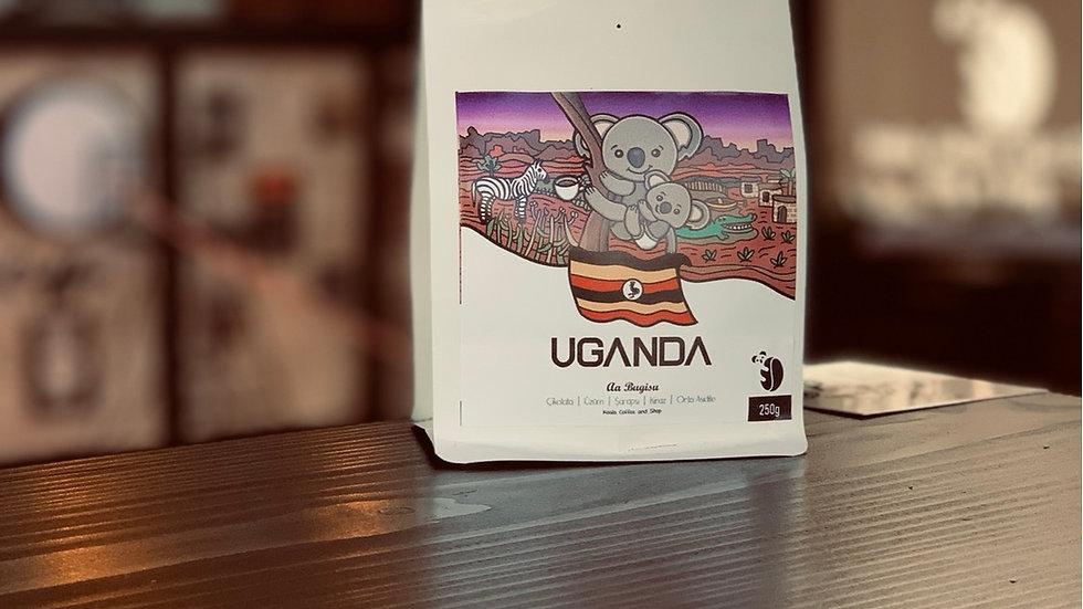 Koala Coffee-Uganda AA Bugisu