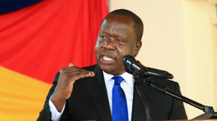 Police officers can't be allowed to marry each other, Dr.Matiang'i says