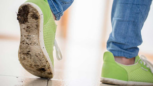Why You Should Stop Wearing Shoes In Your Home