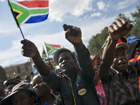 Moving South Africa forward is not only the burden of black people