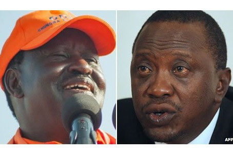 Raila's Open Letter to President Kenyatta on need for structured national dialogue