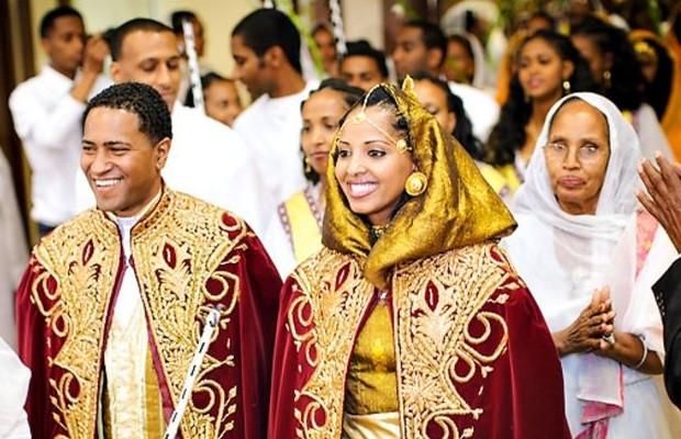eritrea wedding