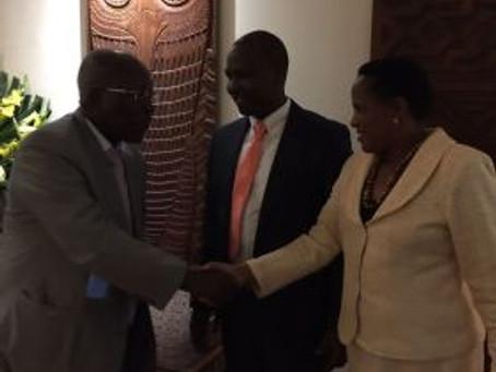 Nyangenya Bw'Omanga hits the ground again