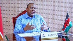 President Uhuru names 7-member panel to interview candidates for IEBC commissioners' posts
