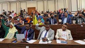 Somalia's parliament votes to cancel presidential term extension