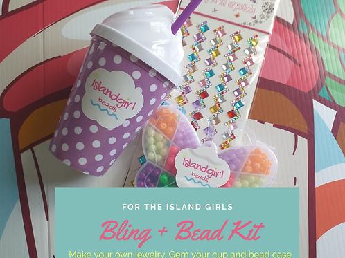Bling + Bead set