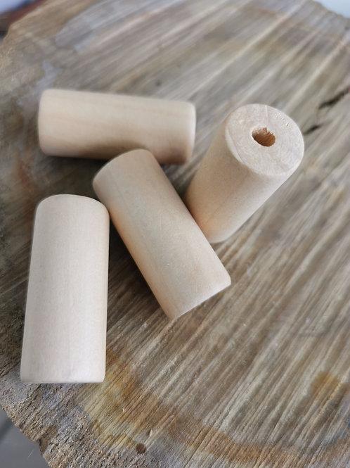 Wood Beads Column