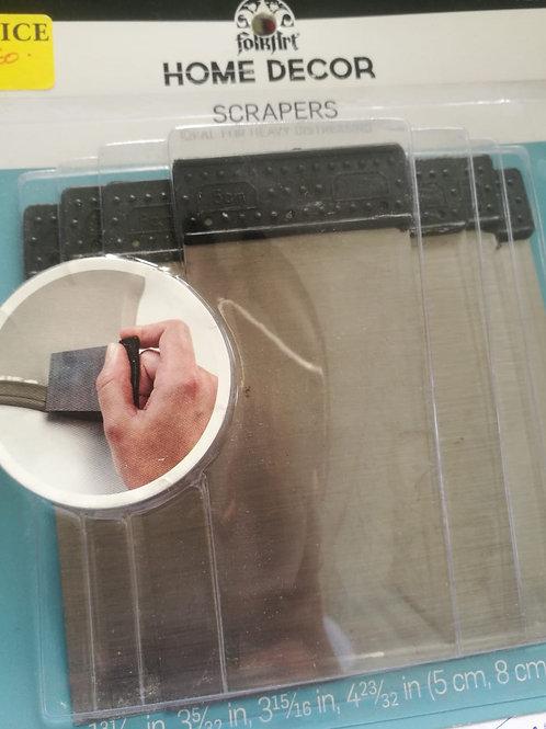 4-pc Scraper Set