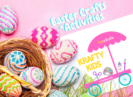 Easter Crafts and Games