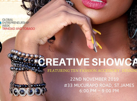 Creative Showcase featuring ten Fashion Accessory Designers