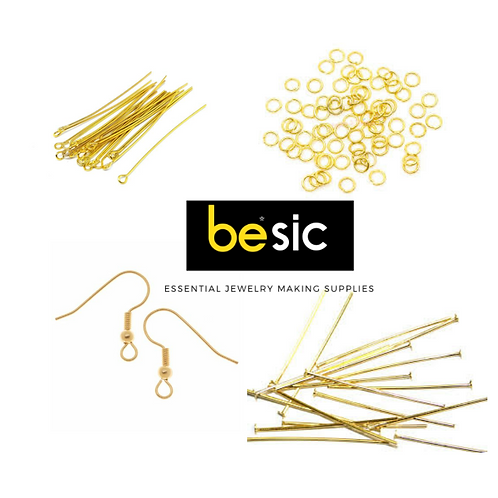 Besic Earring Components Kit