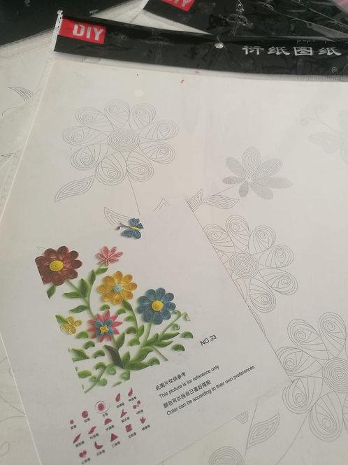 DIY Paper Quilling