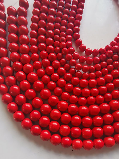 Synthetic Howlite three sizes available