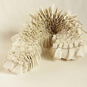 Bénédicte Vallet - Porcelaines Tissées
