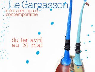 Exposition Marie Le Gargasson - 1er avril au 31 mai 2016