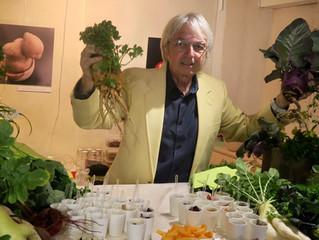 """Grand succès de la dégustation culinaire lors de l'expo """"Aventures Maraîchères"""""""
