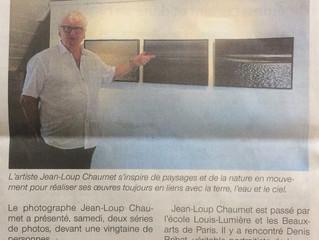 Evènement : Exposition éphémère de Jean-Loup Chaumet, photographe !