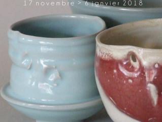 """A Table! ... avec Charles Hair""  - 17 novembre > 6 janvier 2018"