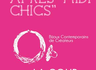 """Les Après-Midi Chics"""" édition Bijoux Contemporains de Créateurs du 4 au 6 décembre 2015"""