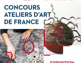 Remise de Prix Régional des Ateliers d'Art de France 2016 - du 3 au 30 juin