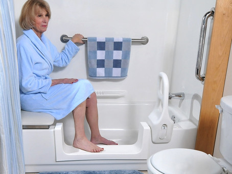 How to Make Your Shower More Safe and Secure for Seniors