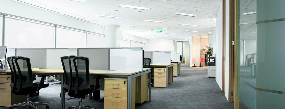 Singapore Office Renovation