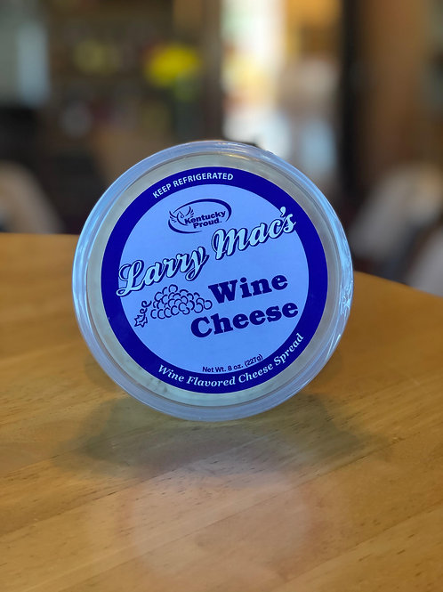 PICKUP ONLY Larry Mac's Wine Cheese
