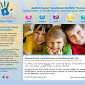 Empowered Kids website.tiff