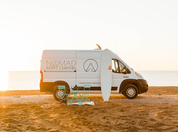 NOMAD Happy Campers. Discover aka DISCO