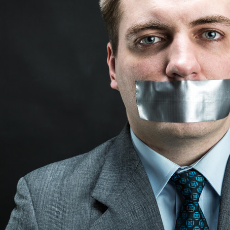 Freedom of Speech is Limited in the Workplace