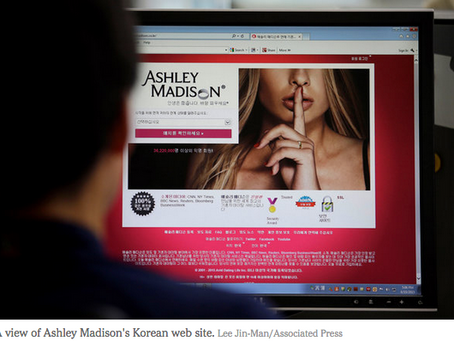 The Ashley Madison Fallout