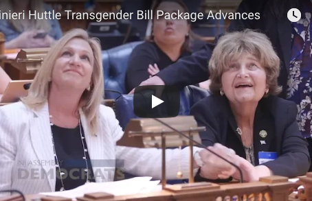 Historic Transgender Rights Bills Expand Equality in NJ