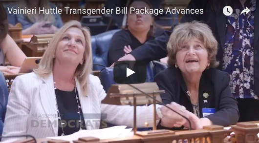 Vainieri Huttle Transgender Bill