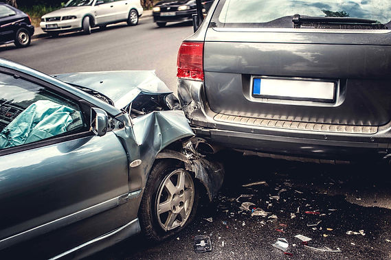 Car accident - call a personal injury attorney