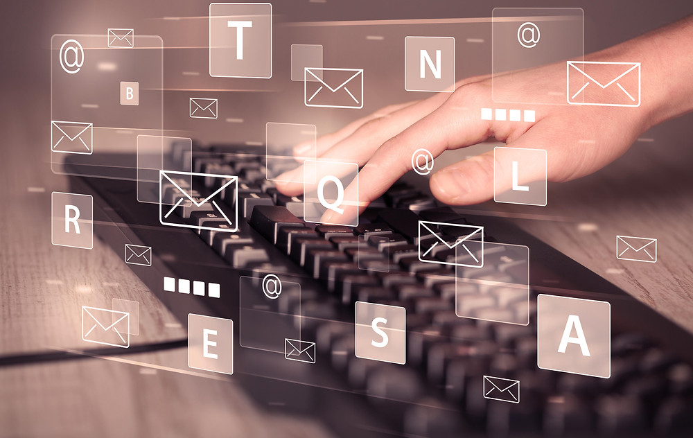 keylogging - monitoring online activity