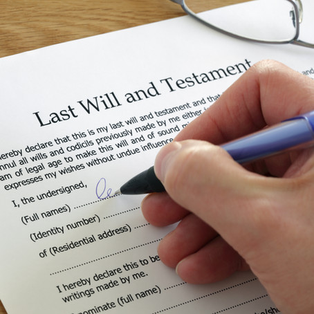 Yes, You Need a Will
