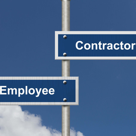 Contractor or Employee? Misclassifying Workers Can be Costly
