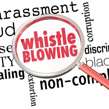 Whistleblower Claims Are On the Rise Due to COVID-19